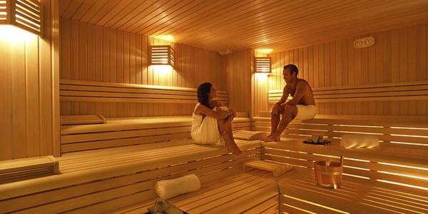 Sauna, recomandată împotriva crizelor cardiace