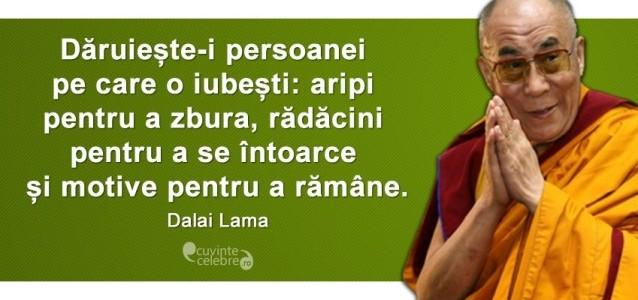 O zi obişnuită din viaţa lui Dalai Lama