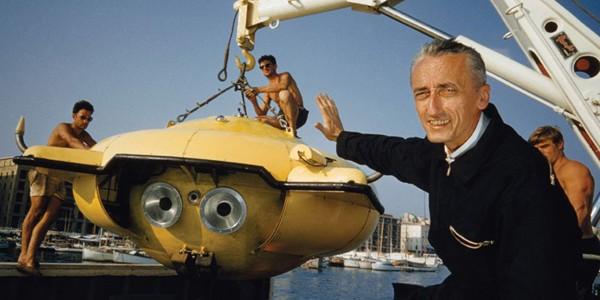 Jacques-Yves Cousteau, cel mai cunoscut oceanolog
