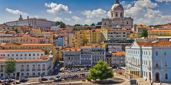 Lisabona, cel mai vestic oraş al Europei continentale