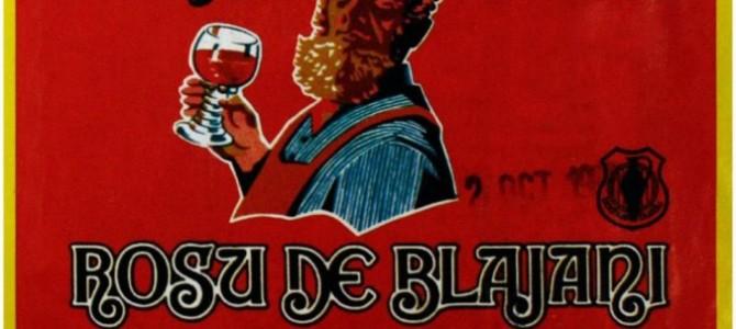 Roşu de Blăjani, vinul de pe Dealul Soarelui