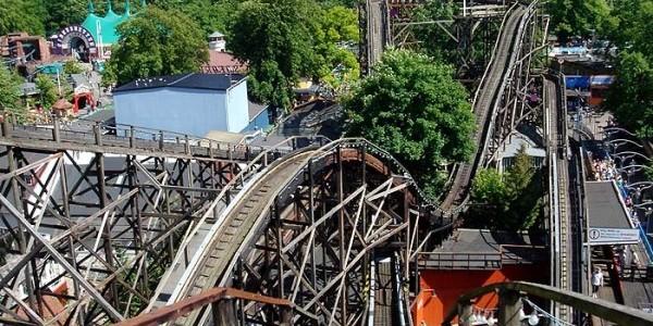 Cel mai vechi parc de distracţii din lume