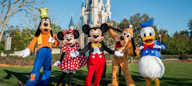 Parcuri de distracţii Disney în lume