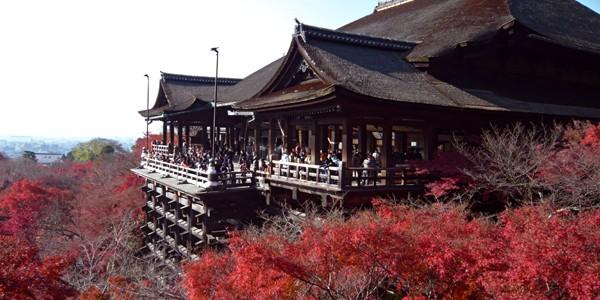 Monumentele istorice din vechiul Kyoto