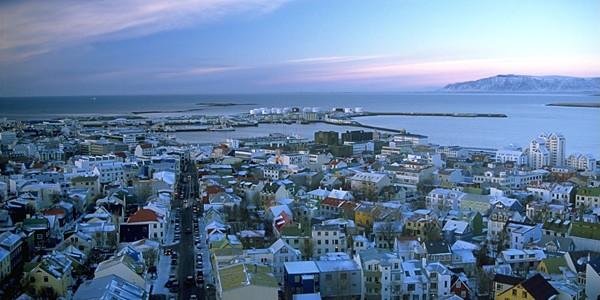 Reykjavik, cea mai nordică capitală din lume