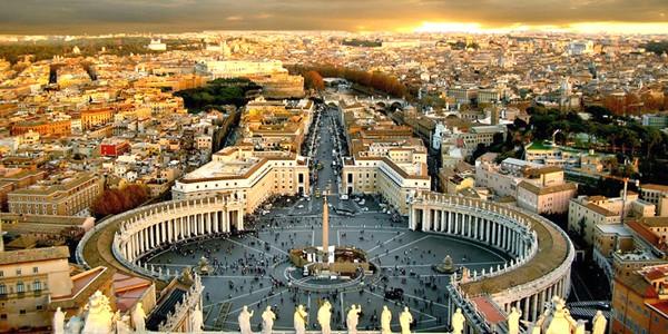 Roma, oraşul etern al celor 7 coline