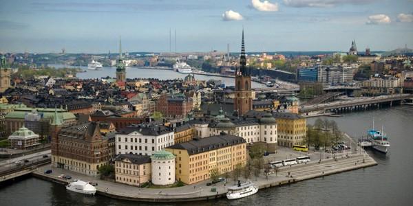 Stockholm, Veneţia Nordului