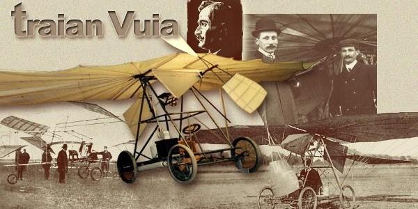 Traian Vuia, pionier al aviaţiei mondiale