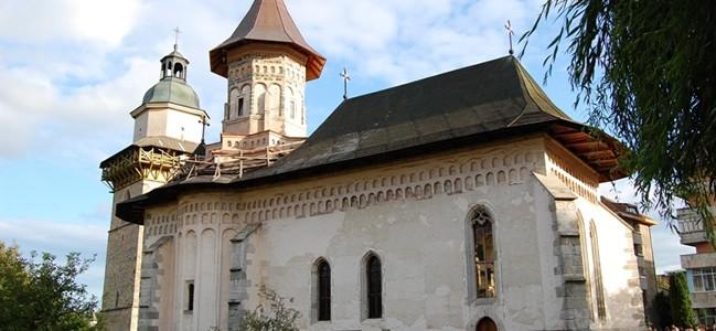 """Biserica """"Sfântul Dumitru"""" din Suceava"""