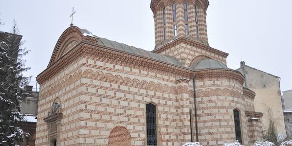 Biserica Domnească de la Curtea Veche