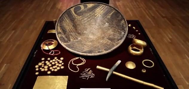 Muzeul Arheologic Varna deţine cea mai veche comoară de aur din lume