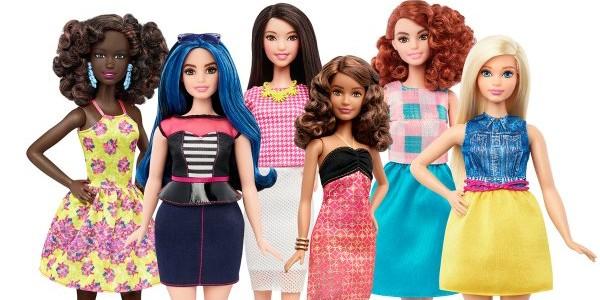Barbie va fi plinuţă, scundă sau înaltă