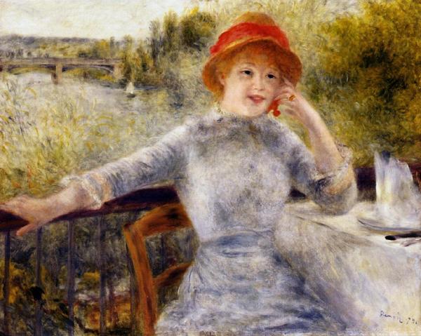Alphonsine Fournaise-Renoir