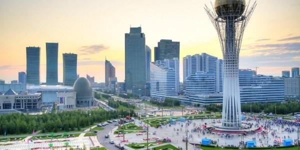 Astana a devenit capitala Kazahstanului în anul 1997