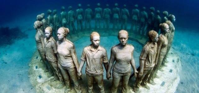 Cel mai mare muzeu subacvatic din lume