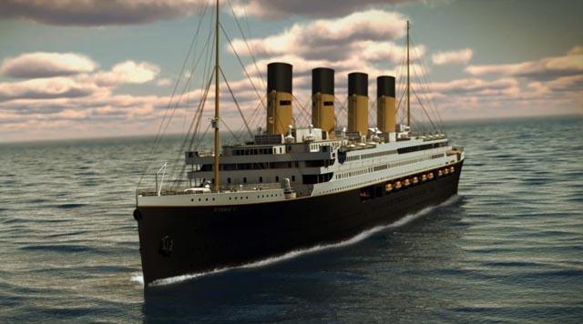 Titanic-II