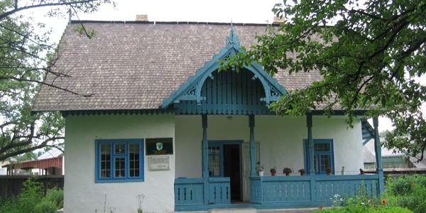 """Casa memorială """"Nicolae Labiş"""" de la Mălini"""
