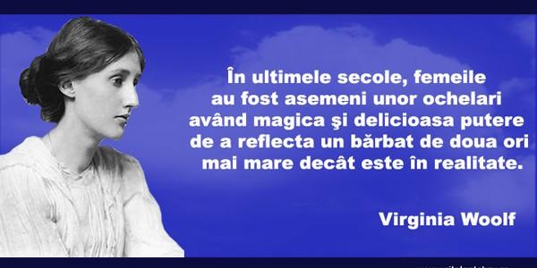Virginia Woolf, una dintre cele mai mari romanciere ale secolului XX