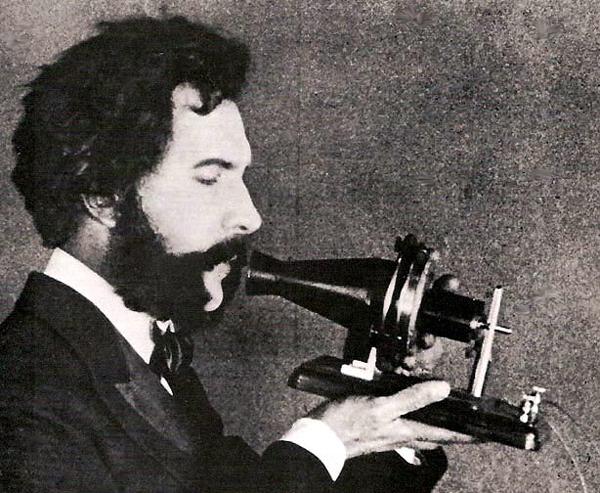 Graham-Bell-telefon
