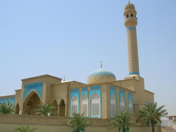 Kuwait-moschee