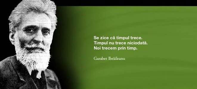 Garabet Ibrăileanu, personalitate marcantă a vieţii culturale