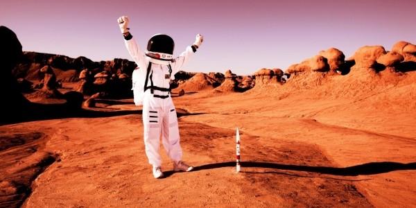 Planeta Marte va fi colonizată în următorii 100 de ani