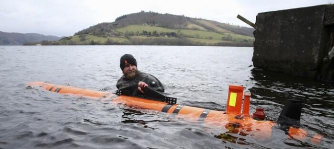 A fost găsit monstrul din Loch Ness