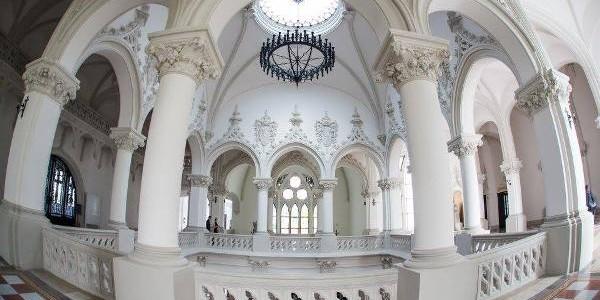 26 milioane de euro pentru reconsolidarea Palatului Culturii din Iaşi