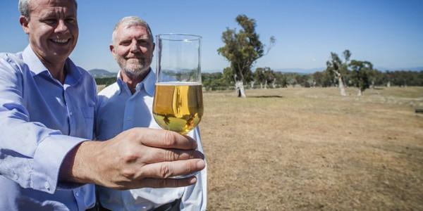 Premieră mondială: bere din orz fără gluten