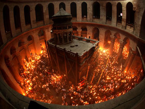 lumina-sfanta-Ierusalim
