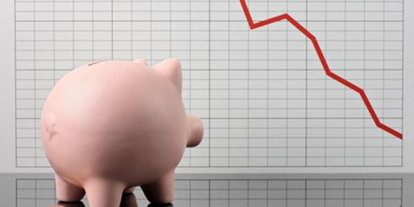 La 18 bănci din 23, deponentul înregistrează pierdere la scadenţă
