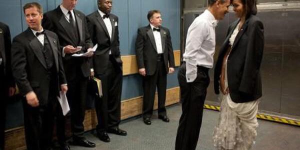 Fotografii inedite cu Barack Obama