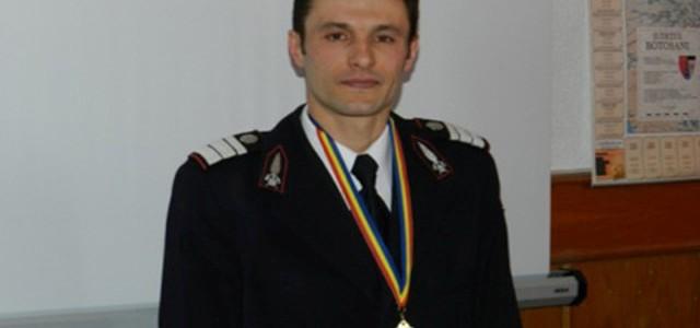 Un pompier din Botoşani, primul român înscris la ultramaratonul de 250 km din deşertul Gobi