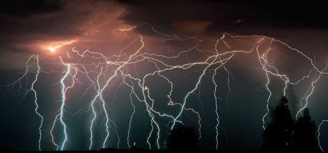 Locul cu cea mai mare concentraţie de fulgere din lume