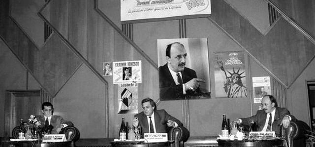 Primele alegeri locale libere – februarie 1992