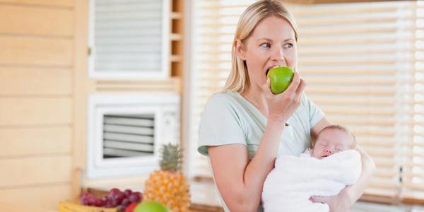 Dietă şi recuperare post-natală