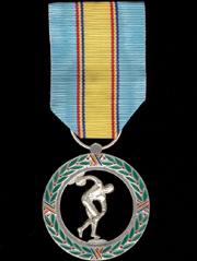 """Ordinul şi Medalia """"Meritul Sportiv"""""""