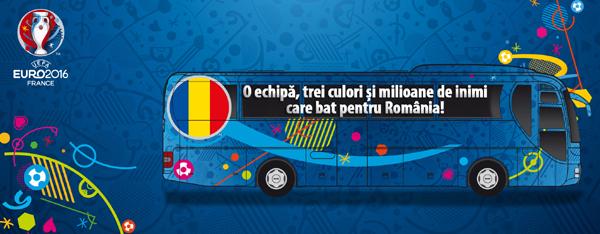 O echipă, trei culori şi milioane de inimi care bat pentru România!