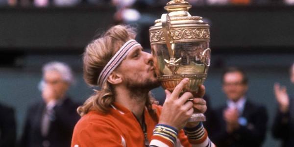 Bjorn Borg – 11 titluri de Mare Slam