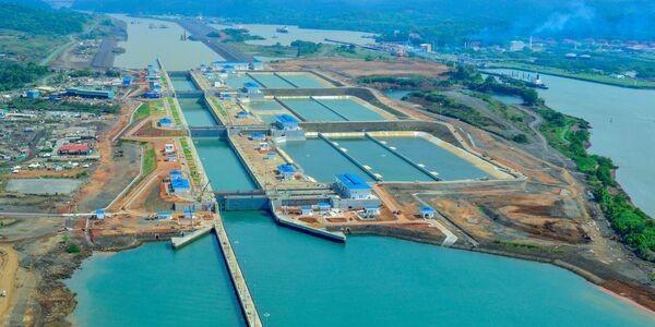 Canalul Panama în formă extinsă