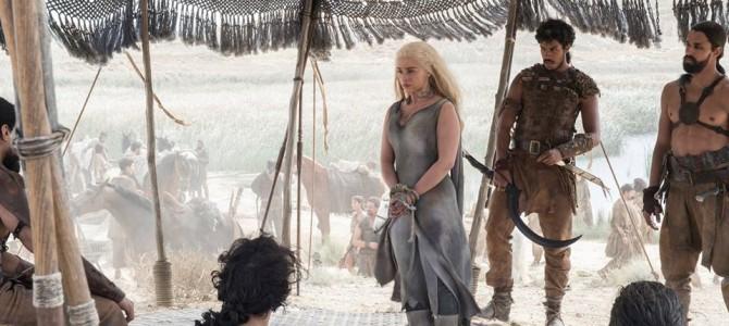 """Cât câştigă actorii din """"Game of Thrones""""?"""
