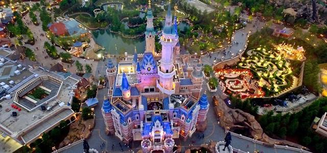 Primul parc Disney din China