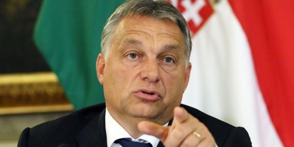 Viktor Orban îl acuză pe George Soros că acţionează împotriva intereselor Ungariei