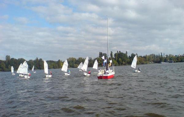 Yachting-Cupa dobrogei
