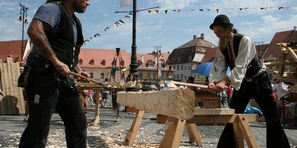 Calfele călătoare se întorc la Serbărilor Bistriţei Medievale