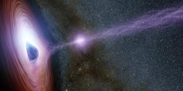 Găurile negre sunt pasaje spre un alt Univers