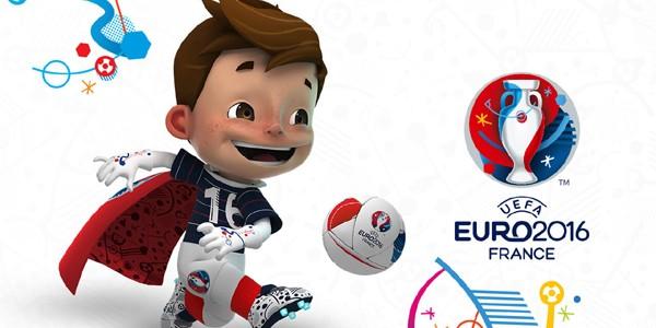 EURO 2016: Mascotă, logo şi trofeu
