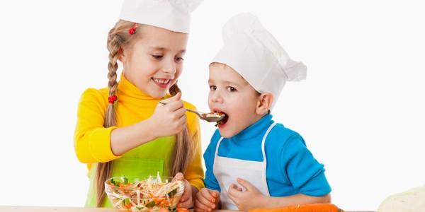 Superalimente pentru copii