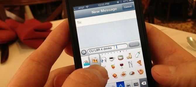 Textul, principala formă de comunicare pentru Generaţia Z