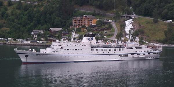 Paşaportul, necesar pentru intrarea în Regatul Norvegiei pe rutele maritime